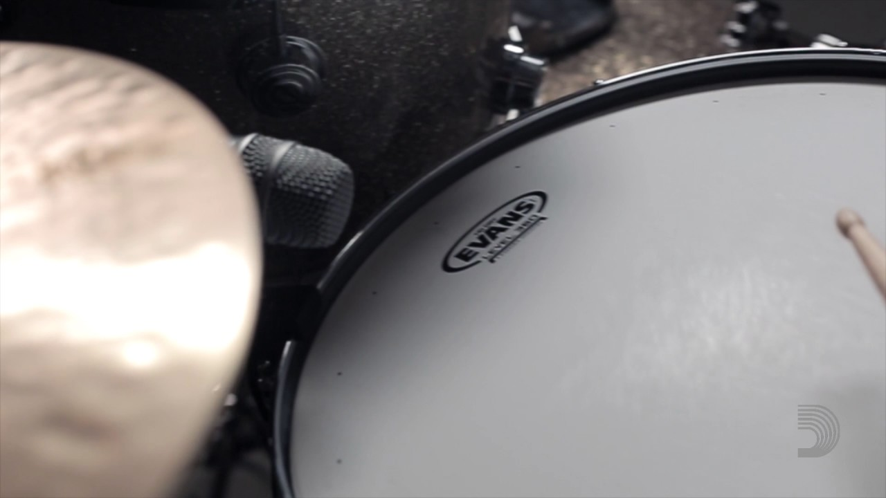 evans drumheads hd dry snare heads youtube. Black Bedroom Furniture Sets. Home Design Ideas