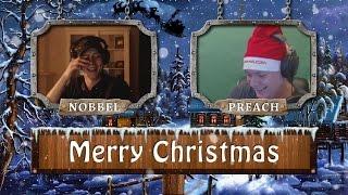 Holiday special with Nobbel vs Preach! [Lore Quiz]