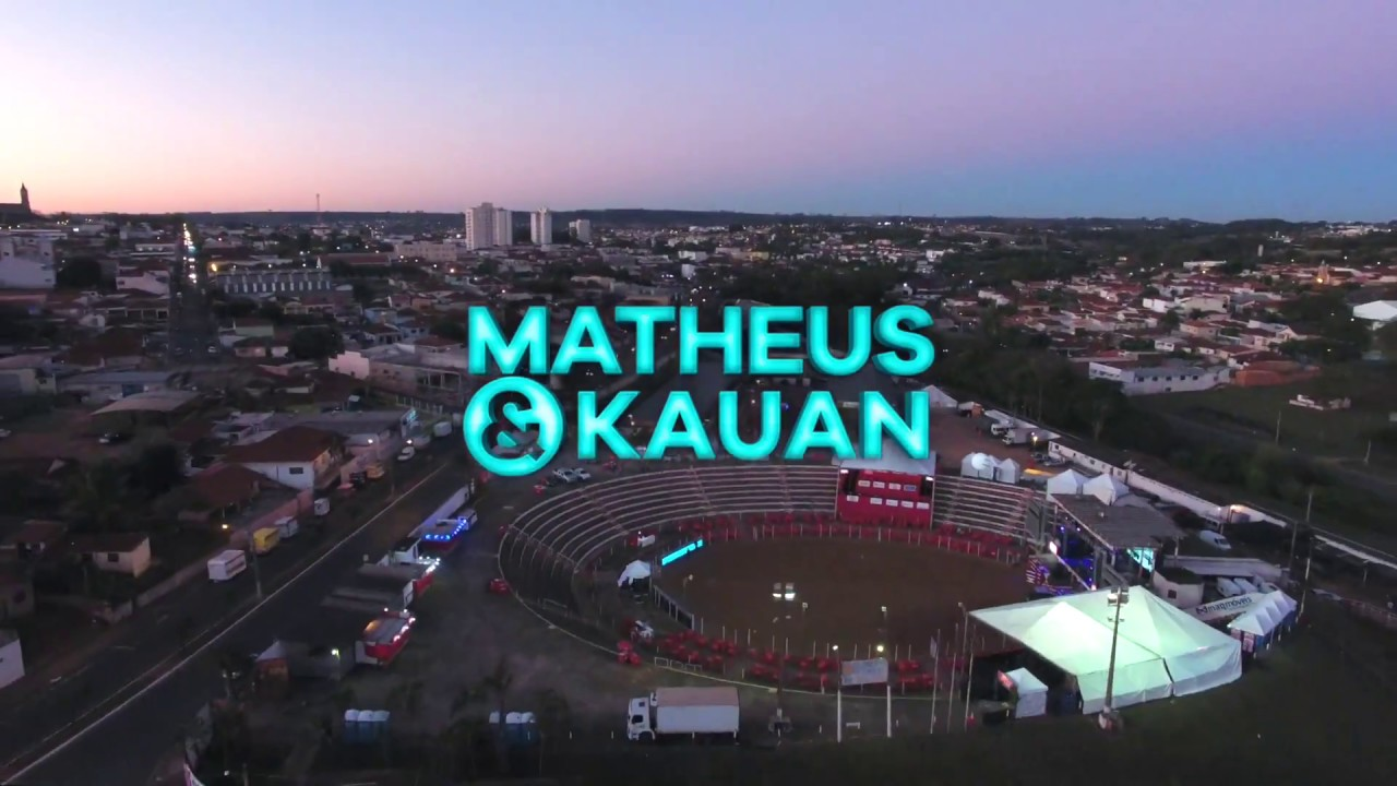 Matheus e Kauan Turne 2018 (Making Of)