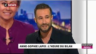 Bilan Anne-Sophie Lapix au 20H de France 2 (4/1/18)