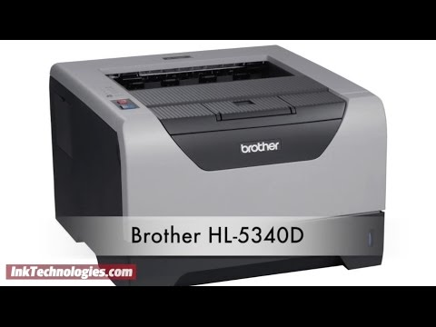 BROTHER HL 5340D DRIVERS FOR MAC