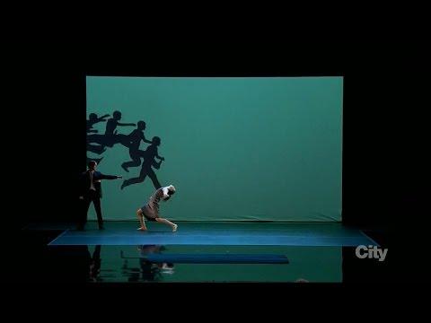 America's Got Talent S09E01 - Blue Journey (Projection Dancing)