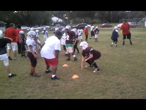 Abbeville Alabama Pee wee team