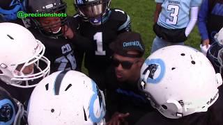 Seatac Sharks 6U vs. CD Panthers 7on7 (Week 3 Full Game) 2018