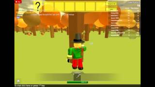 Roblox Thanksgiving Special : Turkey Hunt 2013