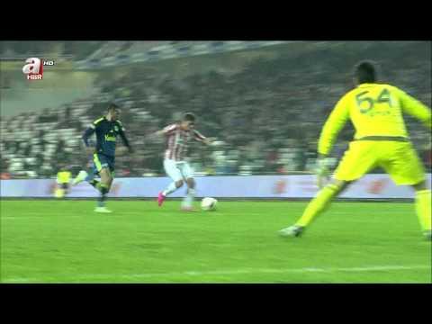 Antalyaspor 0 - 0 Fenerbahçe Maç Özeti ( 27 Ocak 2016)