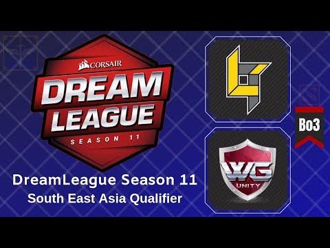 Lotac vs WG.Unity / Bo3 / DreamLeague Season 11 Southeast Asia Qualifier thumbnail