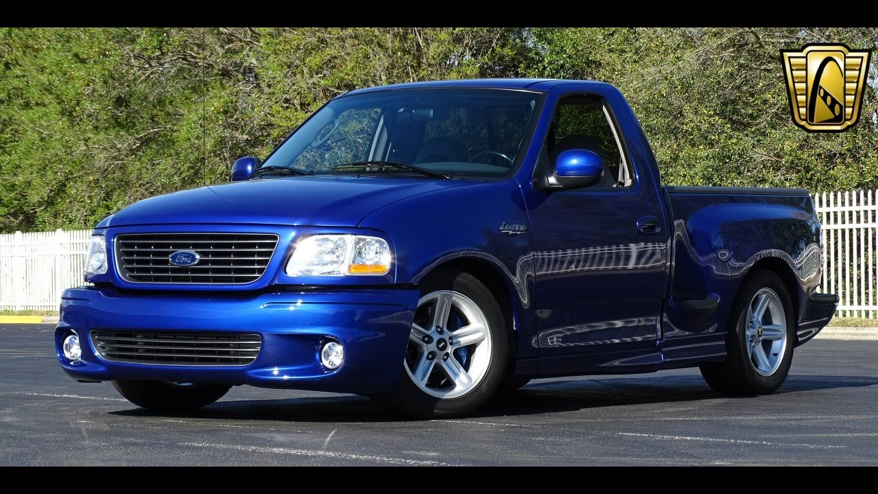 Ford F  Svt Lightning Gateway Orlando