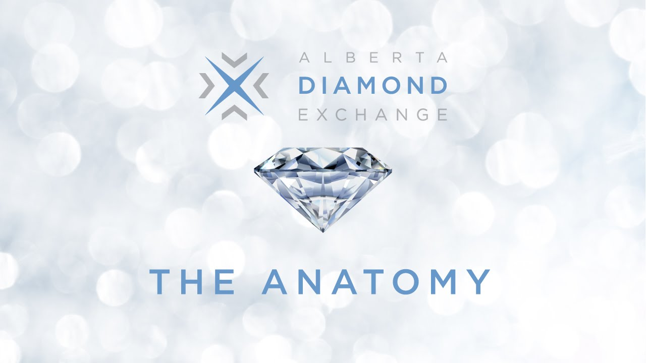 Diamond Anatomy - YouTube