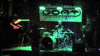 Danny Bedrosian & Secret Army Live @The Goat 12 7 13 Set 2