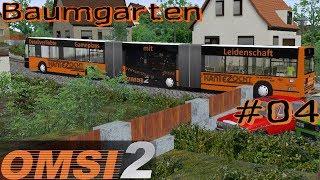 Unfallserie - Omsi 2 #04 - Karte: Baumgarten [Gameplay German Deutsch]