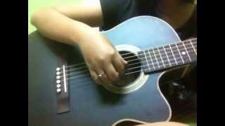 Gởi tình yêu của em guitar cover