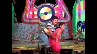 hot telugu sexy girl latest recording dance.part-1