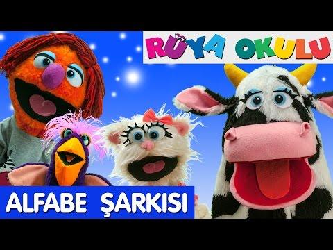 Alfabe Şarkısı - ABC şarkısı Türkçe - ABC Song Turkish - RÜYA OKULU
