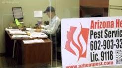 My BBB Story: Arizona Heat Pest Services
