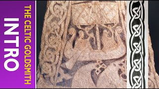 How To Draw Celtic Patterns 122 - Viking Interlace Triskele Part 1 Of 6