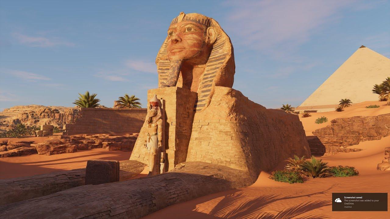 Assassins Creed Sphinx