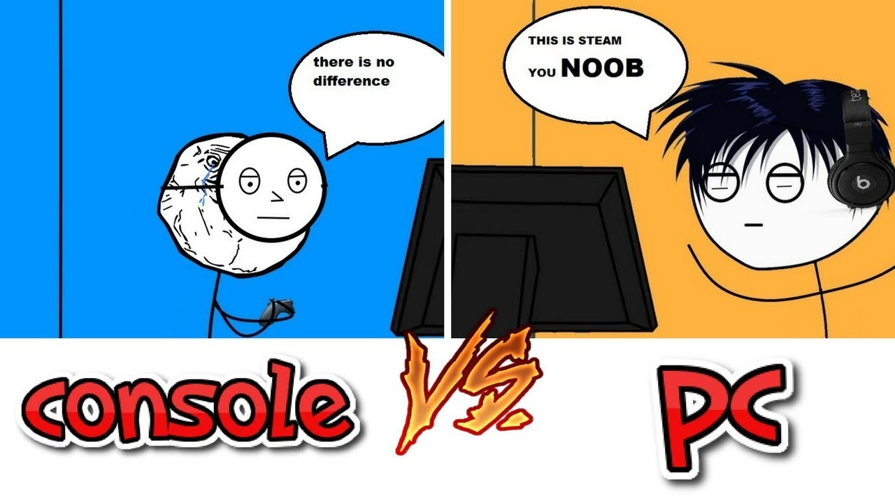 Why do PC gamers hate console gamers so much? | Page 3 ... |Pc Gamers Vs Console Gamers