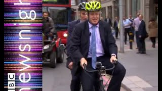 When Paxo met Boris - Newsnight