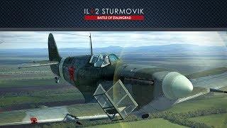 IL-2 Battle of Kuban: Spitfire Mk.VB Test Flight #1