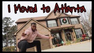 I FINALLY MOVED TO ATLANTA ! (MY NEW CRIB!!) Feat. TyTheGuy
