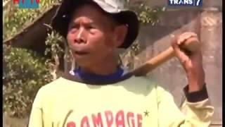 """INDONESIAKU TRANS7 - """"MBAH IKIN"""" PETANI AKAR ALANG ALANG GARUT"""