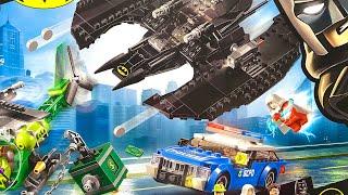 Solo en este set puedes conseguir a SHAZAM!! Lego Batman and the Riddler heist [76120] #Lego #SHAZAM