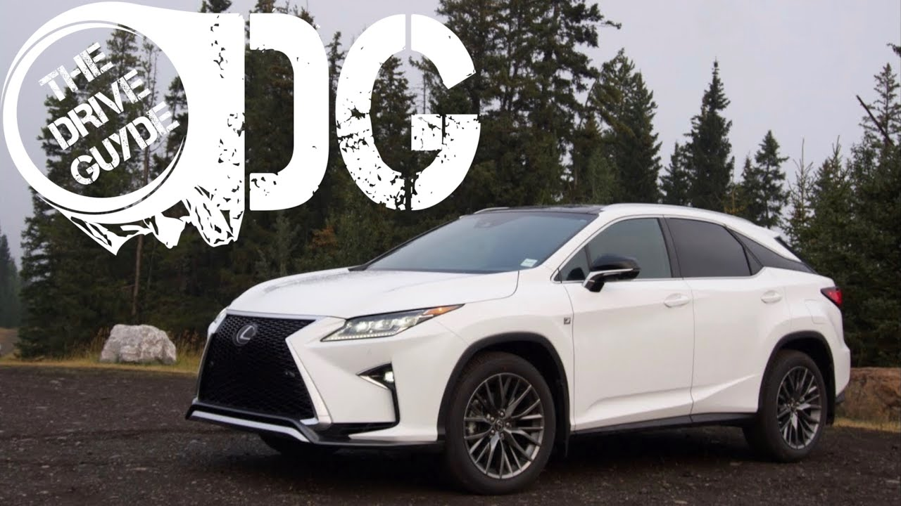 2018 Lexus RX350 F-Sport Review – More Luxury or More Sport?