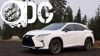2018 Lexus RX350 F-Sport Review - More Luxury or More Sport?