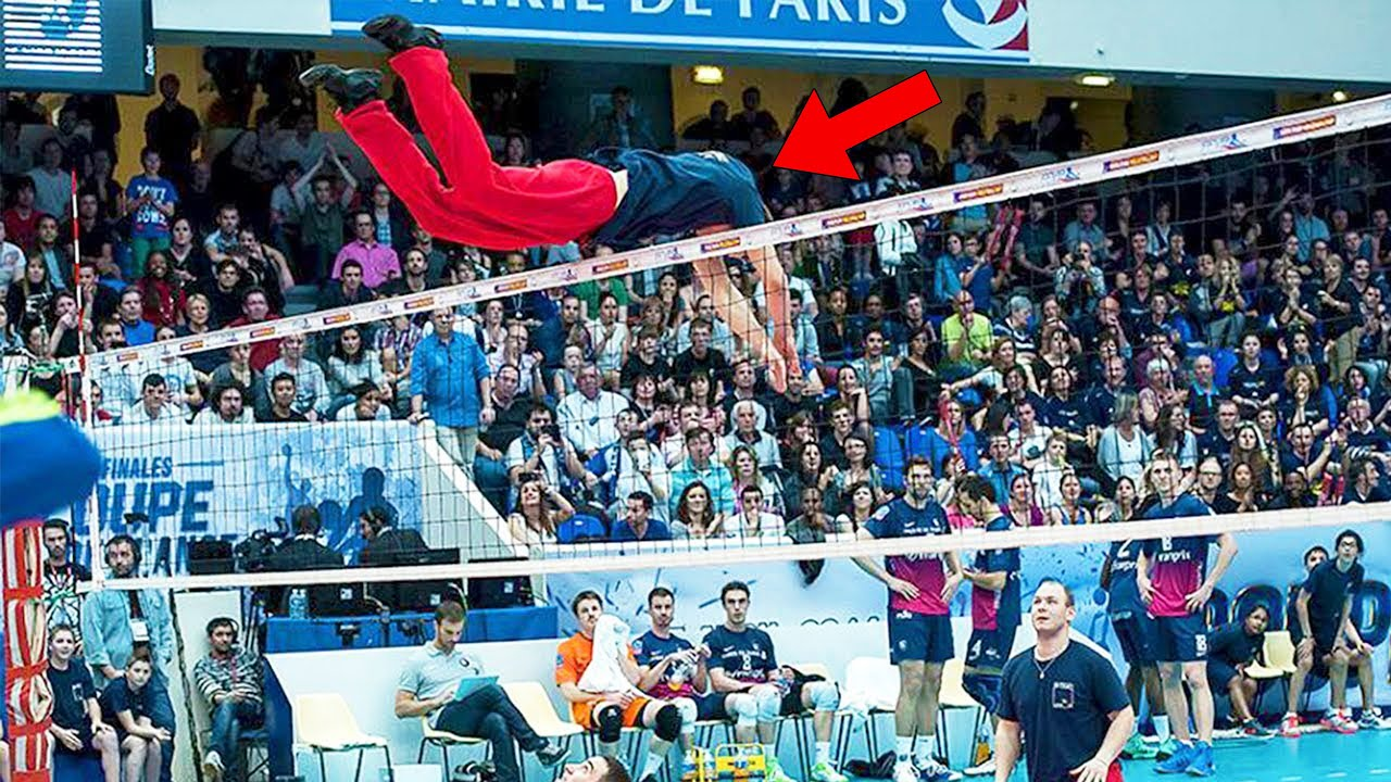 TOP 20 Legendary Volleyball Saves Of All Time   Craziest Saves in Volleyball History !!!