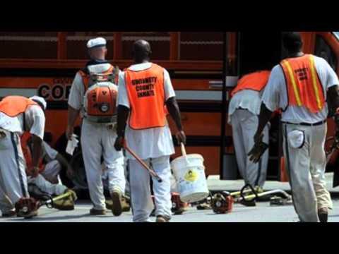 Community Work Program-NC Department of Corrections