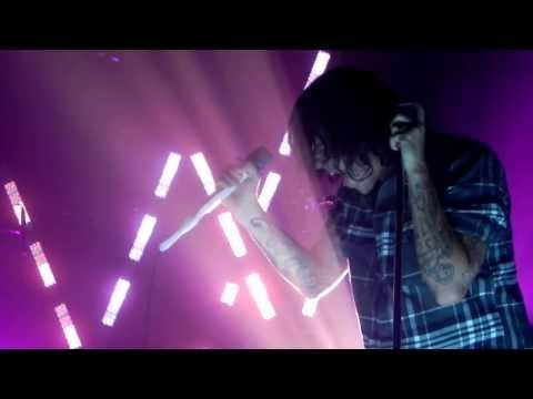 Free Now LIVE - Sleeping With Sirens - Feel This Tour - Nashville