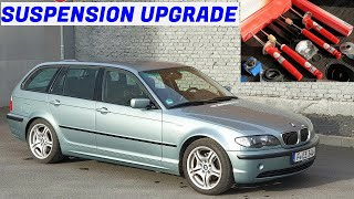 Mission Comfortable Daily Driver: BMW E46 325i Touring - Project Cologne: Part 6