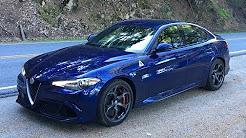 2018 Alfa Romeo Giulia Quadrifoglio - One Take