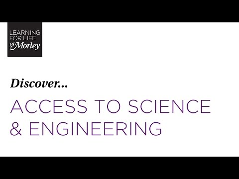 Access to Science & Engineering