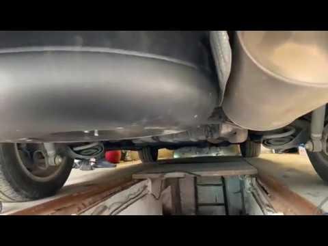 Toyota Alphard 2.4. Установка газа пропана, клиенту!
