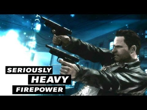 """Max Payne 3 Weapons Trailer """"1911 Pistol"""""""