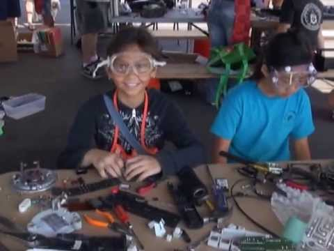 Amazing Invention Workshop and Fair