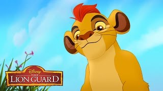 Meet the New Descendant: Kion | The Lion Guard: Return of the Roar | Disney Channel