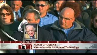 "Noam Chomsky on Ariel Sharon: Not Speaking Ill of the Dead ""Imposes a Vow of Silence"""