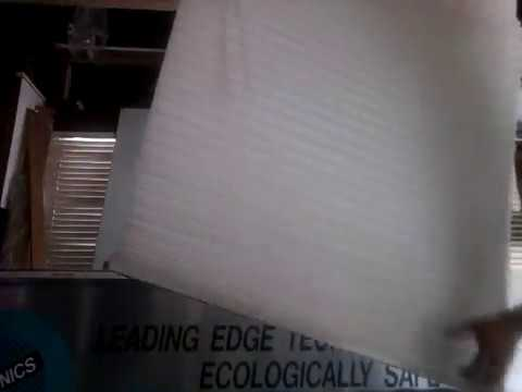 HunterDouglas Ultrasonic Shade Cleaning