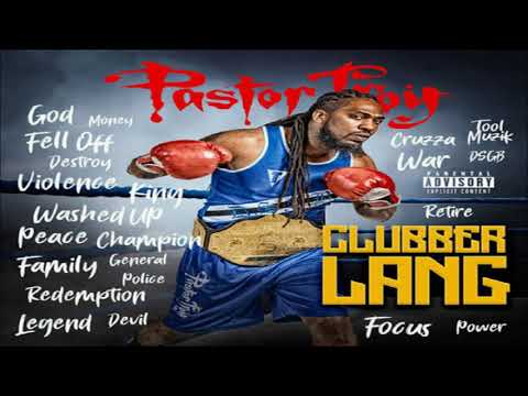Pastor Troy - Work Boots (Feat. KB & Urban Mystic) [Clubber Lang]