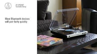 Audio-Technica AT-LP60XBT Turn…