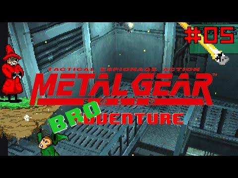 Metal Gear Solid Broventure - Episode 05: Mine Detector [Let's Play]