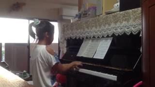 ピアノ 小さな勇気