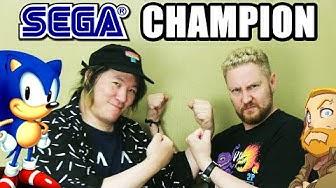 THE SEGA WORLD CHAMPION! - Happy Console Gamer