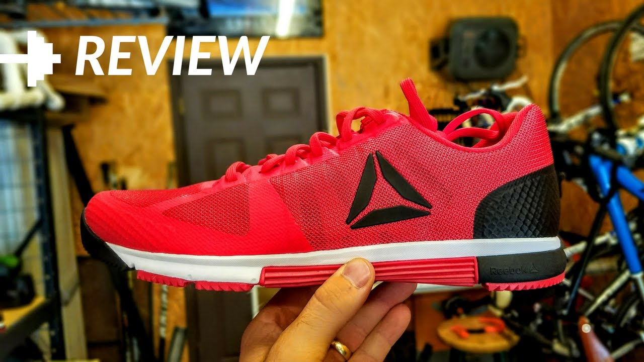f3898f34d089ad Reebok Speed TR 2.0 Training Shoes Review! - YouTube