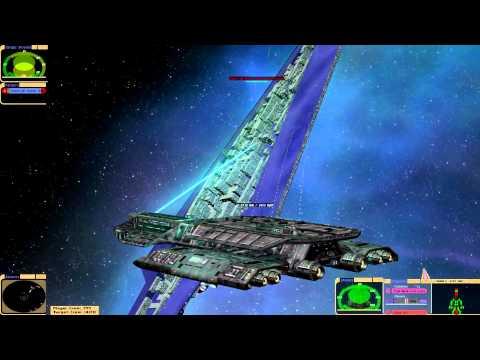 Star Trek Bridge Commander: Odyssey Vs Super Star Destroyer
