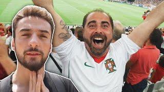 EURO 2016 - POLOGNE vs PORTUGAL (30/06)