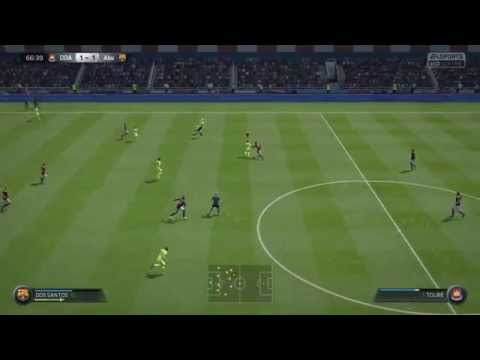 FIFA 15 AMAZING GOAL WITH MUNIAÍN!!1!!!1!!